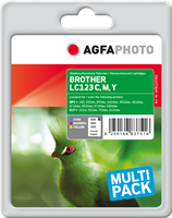 Multipack Agfa Photo APB123TRID