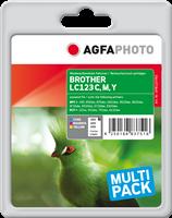 Multipack Agfa Photo APB123TRID
