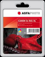 Cartucho de tinta Agfa Photo APCCL541CXL