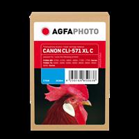 Cartucho de tinta Agfa Photo APCCLI571XLC