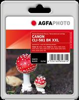 Cartucho de tinta Agfa Photo APCCLI581XXLBK