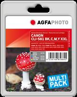 Multipack Agfa Photo APCCLI581XXLSET