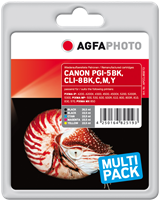 zestaw Agfa Photo APCCLI8SETD