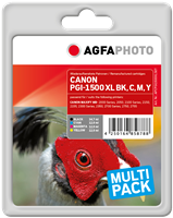 Multipack Agfa Photo APCPGI1500XLSET