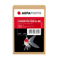 ink cartridge Agfa Photo APCPGI550XLB
