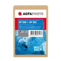Multipack Agfa Photo APHP350_351SET