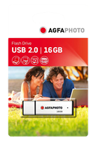 Agfa Photo Memoria USB 2.0, 16 GB