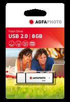 Agfa Photo Memoria USB 2.0, 8 GB