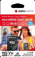 Agfa Photo MicroSDHC móvil 16 GB UHS-I U1