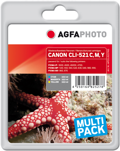 Agfa Photo APCCLI521TRID