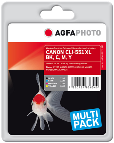 Agfa Photo APCCLI551XLSET