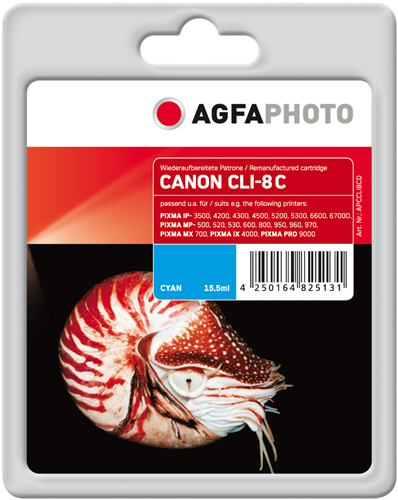 Agfa Photo APCCLI8CD
