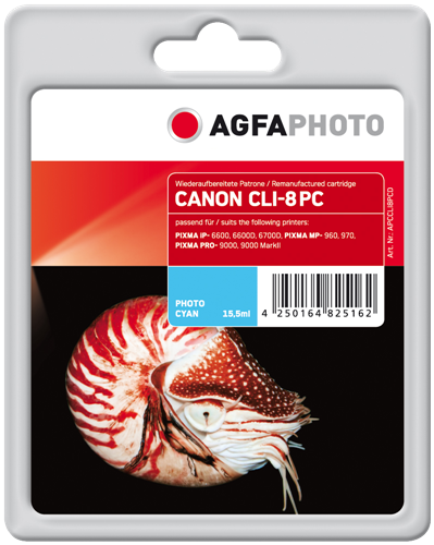 Agfa Photo APCCLI8PCD