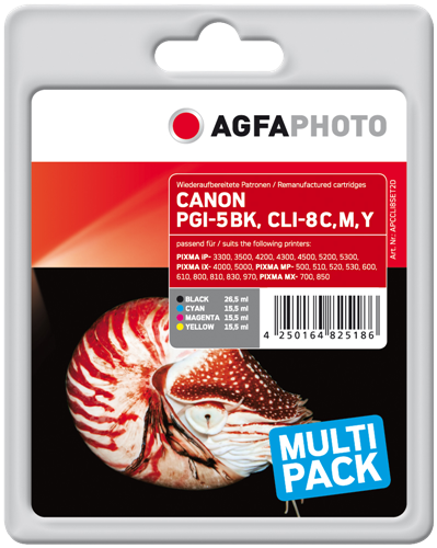 Agfa Photo APCCLI8SET2D