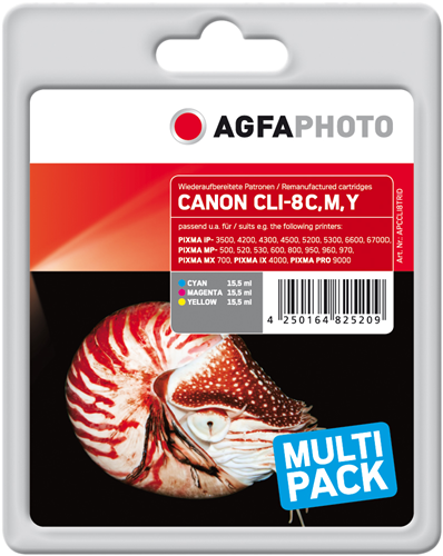 Agfa Photo APCCLI8TRID