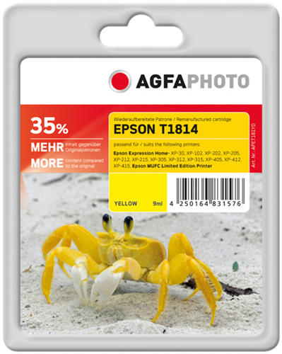 Agfa Photo APET181YD