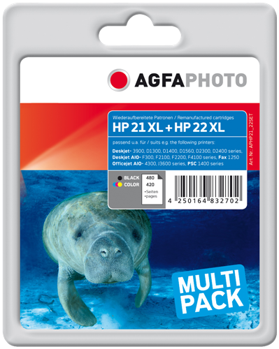 Agfa Photo APHP21_22SET
