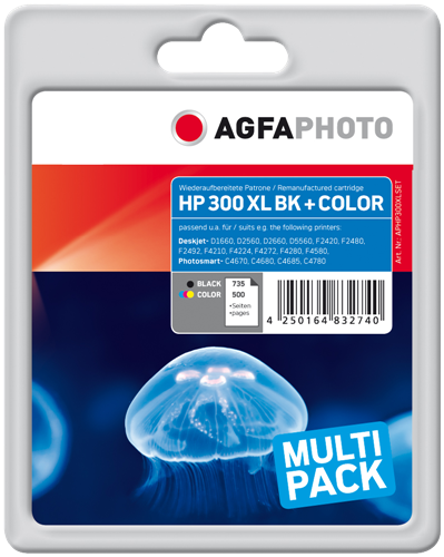 Agfa Photo APHP300XLSET
