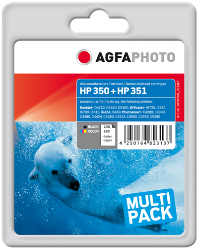 Agfa Photo APHP350_351SET