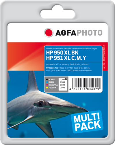 Agfa Photo OfficeJet Pro 8610 eAiO APHP950SETXLC