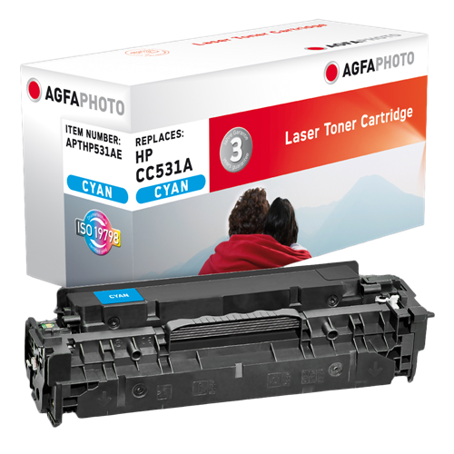 Agfa Photo ColorLaserJet CP2025 APTHP531AE
