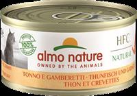 Almo Nature Legend - 70 g - Thunfisch & Garnelen (0055023)