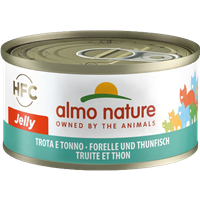 Almo Nature Legend - 70 g - Forelle & Thunfisch (Jelly) (0055036)