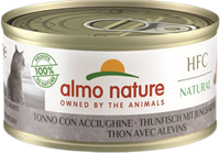 Almo Nature Classic - 70 g - Thunfisch mit Jungsardinen (0055084)