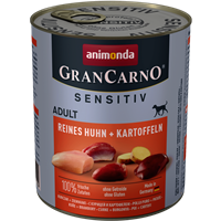 Animonda Gran Carno Adult Sensitiv - 800 g