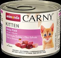 Animonda Carny Baby-Paté - 200 g (4017721836951)