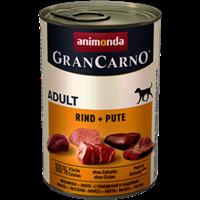 Animonda Gran Carno Adult - 400 g - Rind + Pute (82734)