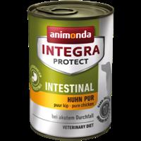 Animonda Integra Protect Dog Intestinal - 400 g - Huhn pur (86414)