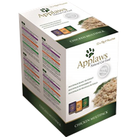 Applaws Natural Cat Pouches Multipack - 12 x 70 g