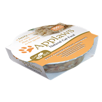 Applaws Natural Cat Pots - 60 g - fruchtige Hühnerbrust & Ente (0746658)