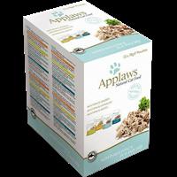 Applaws Natural Cat Pouches Multipack - 12 x 70 g - Gemischt (6761132)