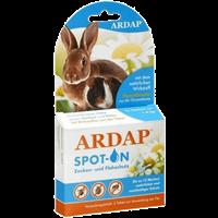 Ardap Spot-On für Kleintiere - 1-4 kg, 3 x 0,4 ml (77380)