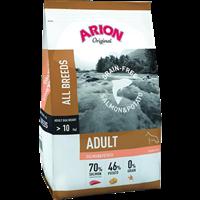 Arion Dog Original - Grain-free Salmon & Potato - 12 kg (4961)