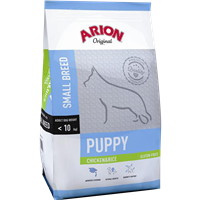 Arion Original - Puppy Small - Chicken & Rice