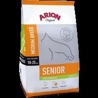 Arion Original Senior Medium Chicken & Rice - 12 kg (5539)