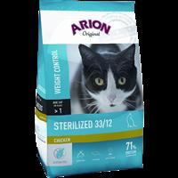 Arion Cat Original - Sterilized 33/12 Chicken - 2 kg (5864)