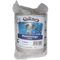 BTG Classic Bird Meisenringe - 5 Stück (26732)