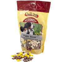 BTG Classic Dog Cookies Puppy Bones - 500 g (76554)