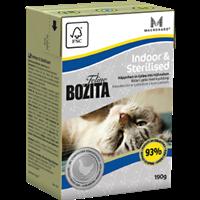 Bozita Feline Häppchen in Gelee - 190 g - Indoor & Sterilised (2062)