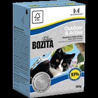 Bozita Feline Häppchen in Gelee - 190 g - Outdoor & Active (2063)