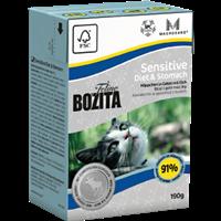 Bozita Feline Sensitive Diet & Stomach - Häppchen in Gelee - 190 g (2064)