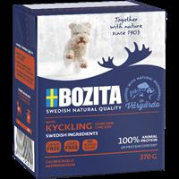 Bozita Naturals Happen in Gelee - Junior - 370 g - Hühnchen (7300330042651)