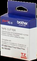 Brother Cuchilla reemplazo cortador de cinta