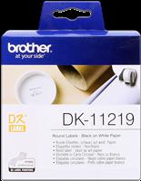 Etiquettes Brother DK-11219