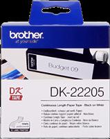 etykiety Brother DK-22205