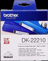 etykiety Brother DK-22210